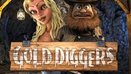 Игровой аппарат Gold Diggers – играйте онлайн