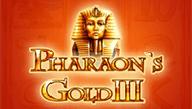 Игровой аппарат Pharaohs Gold III